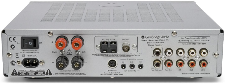 CAMBRIDGE AUDIO SONATA